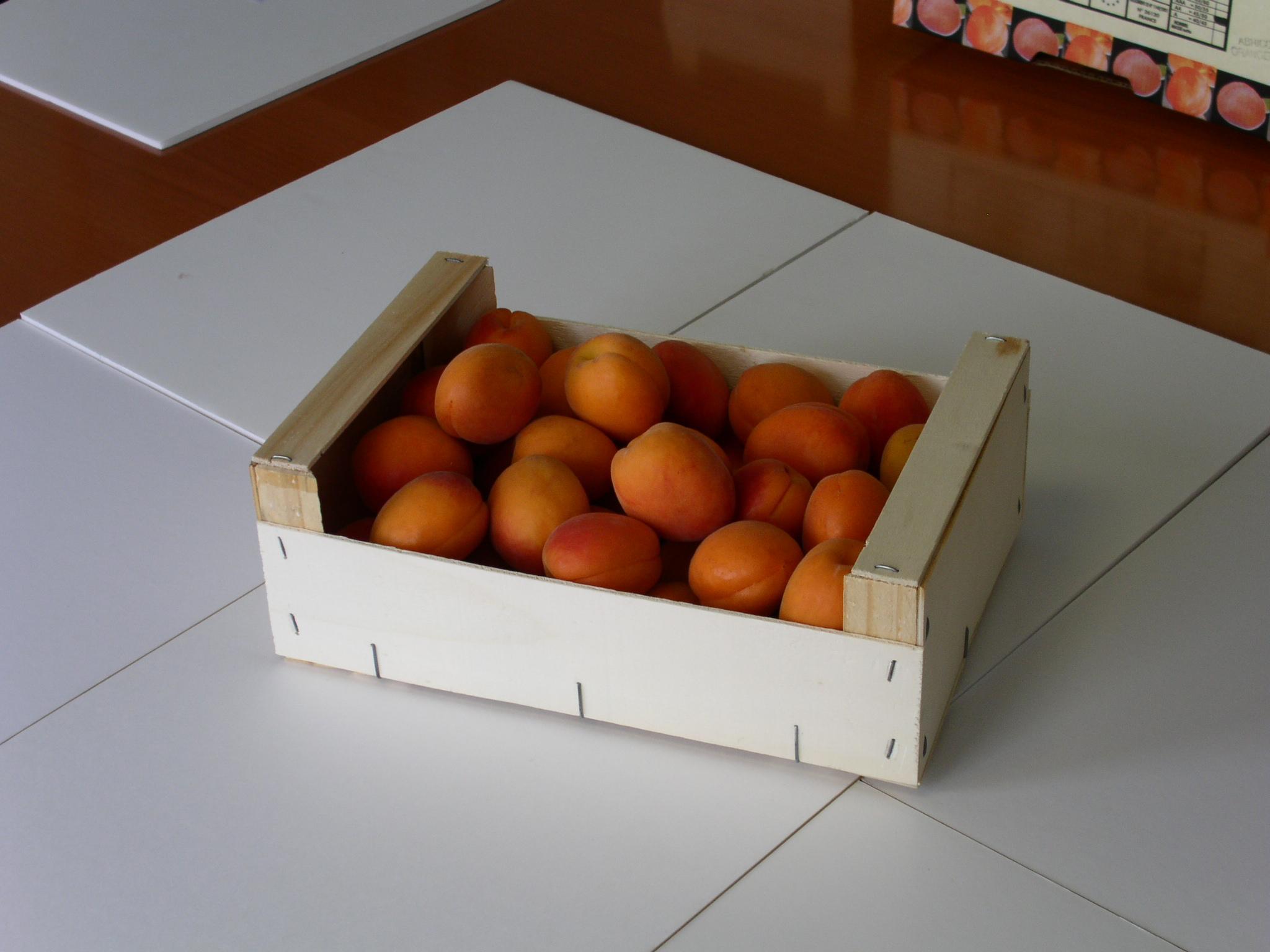Fruits & Légumes  Sielfr ~ Mini Cagette En Bois